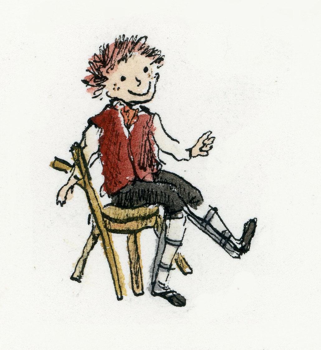 13. Tiny Tim
