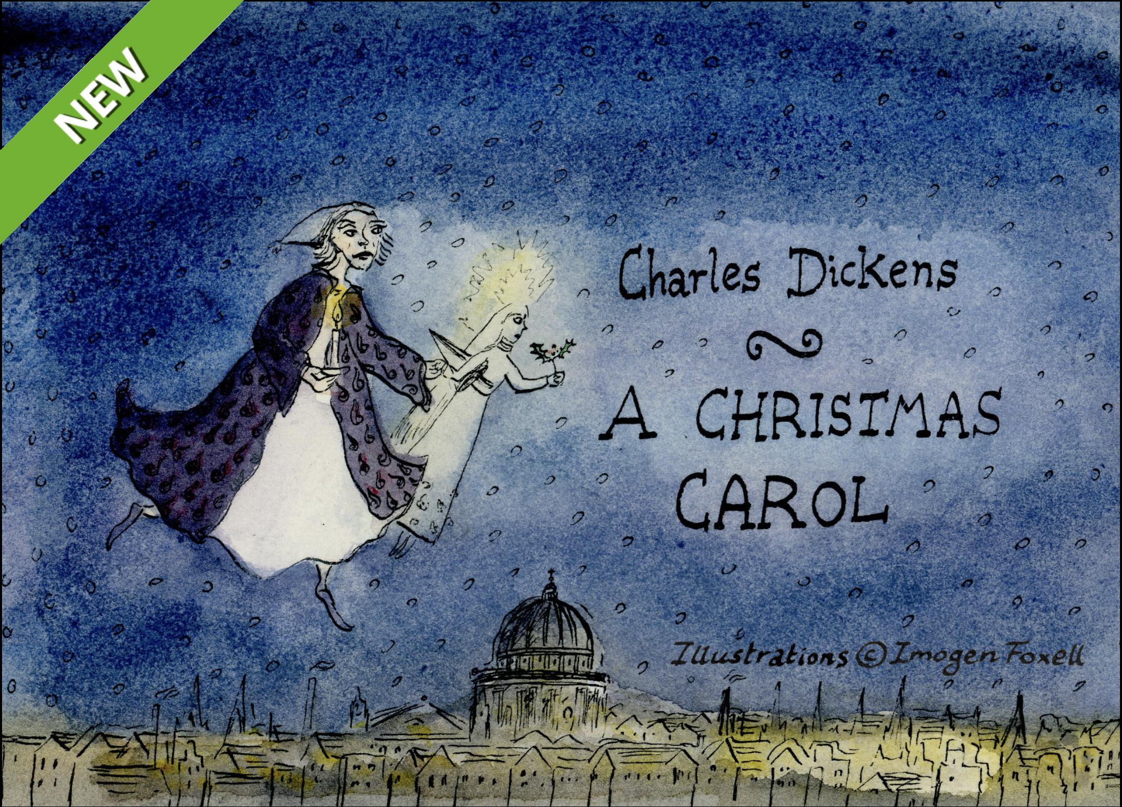 Christmas Carrol.New A Christmas Carol
